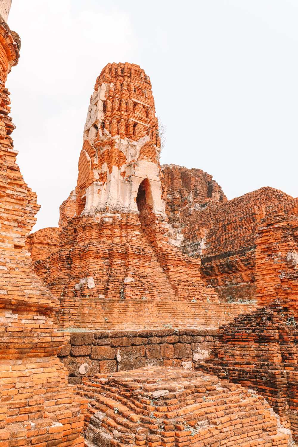 Inside The Ancient Kingdom Of Ayutthaya, Thailand (28)