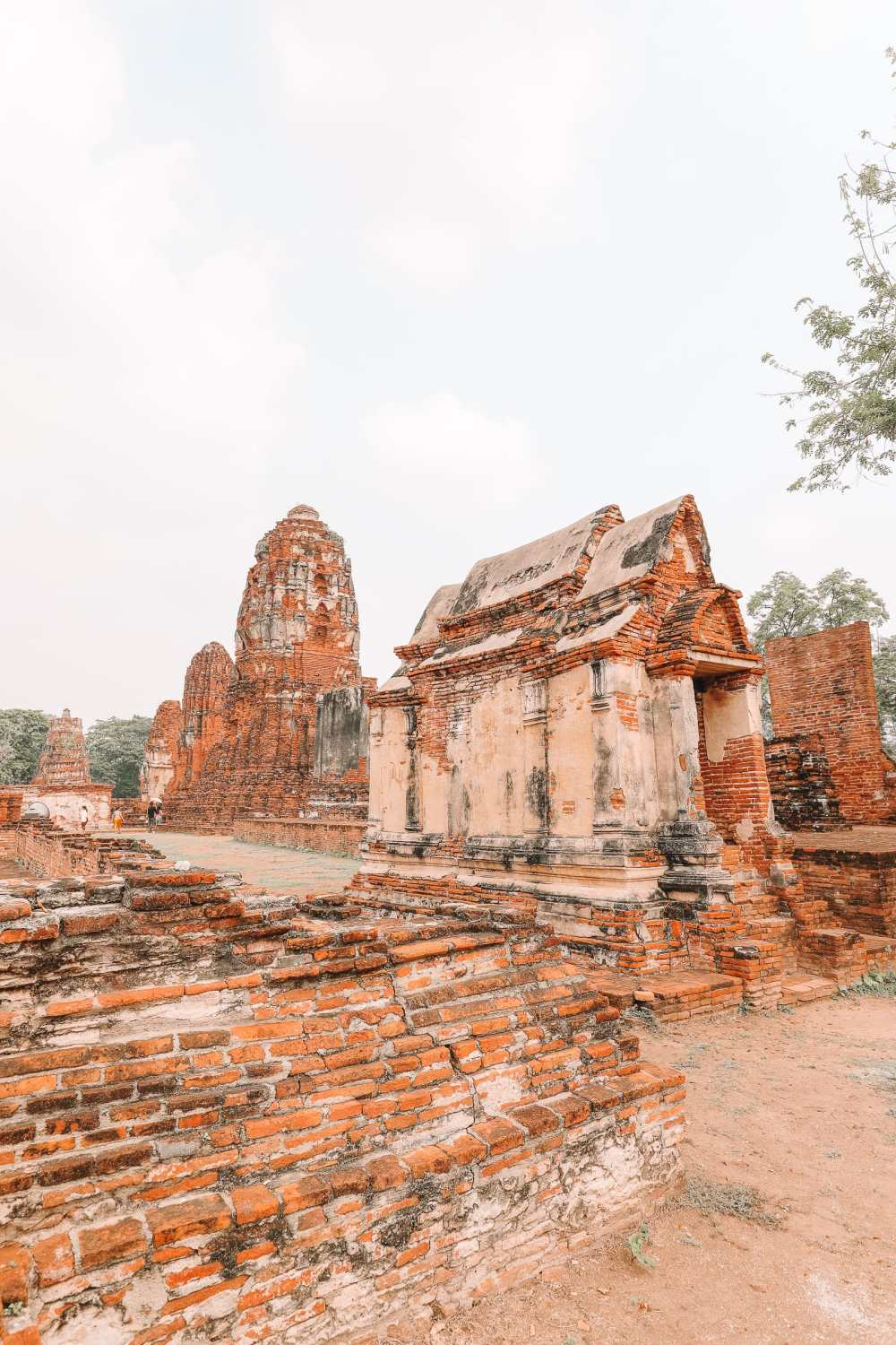 Inside The Ancient Kingdom Of Ayutthaya, Thailand (37)