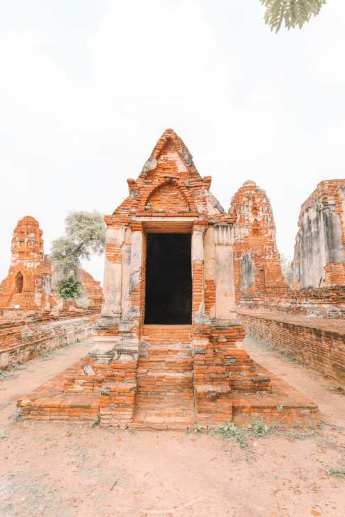 Inside The Ancient Kingdom Of Ayutthaya, Thailand (38)