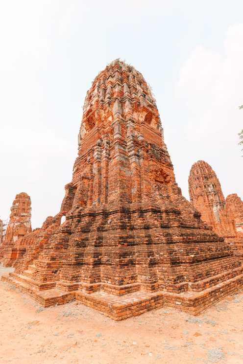 Inside The Ancient Kingdom Of Ayutthaya, Thailand (39)