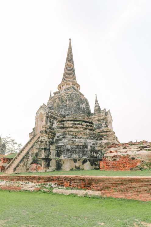 Inside The Ancient Kingdom Of Ayutthaya, Thailand (44)