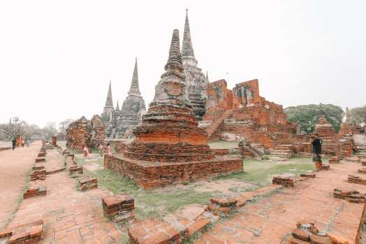 Inside The Ancient Kingdom Of Ayutthaya, Thailand (47)