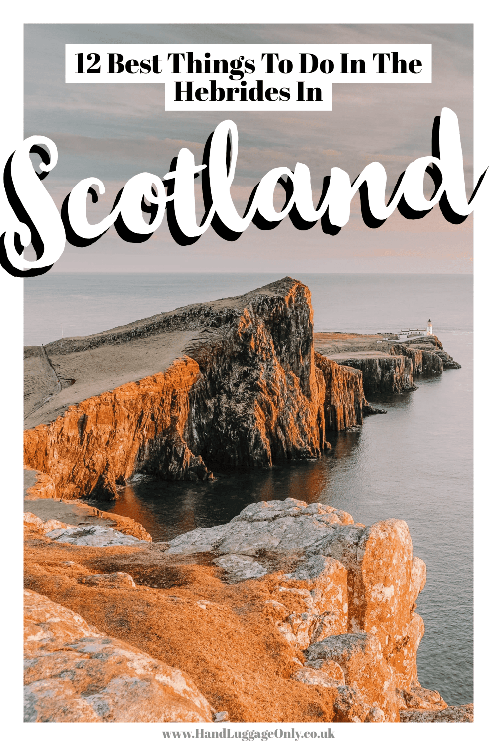 best places to see in the scottish islands