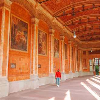 Exploring Baden-Baden And Driving Through The Black Forest Of Germany
