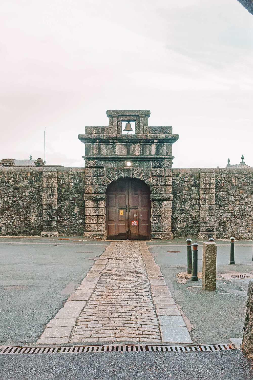 Historic Devon Prison