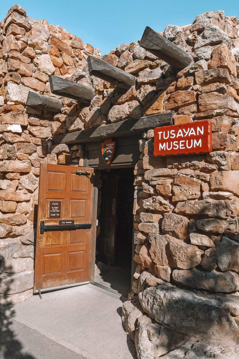 Museum In The Grand Canyon