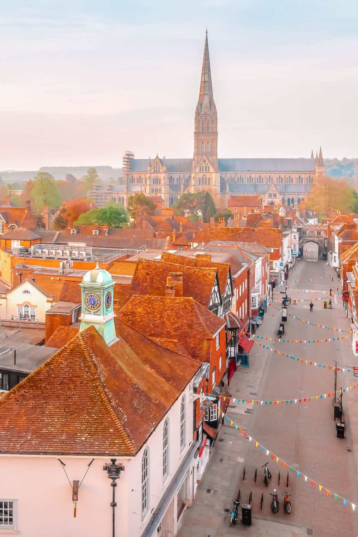 Visit Salisbury in England