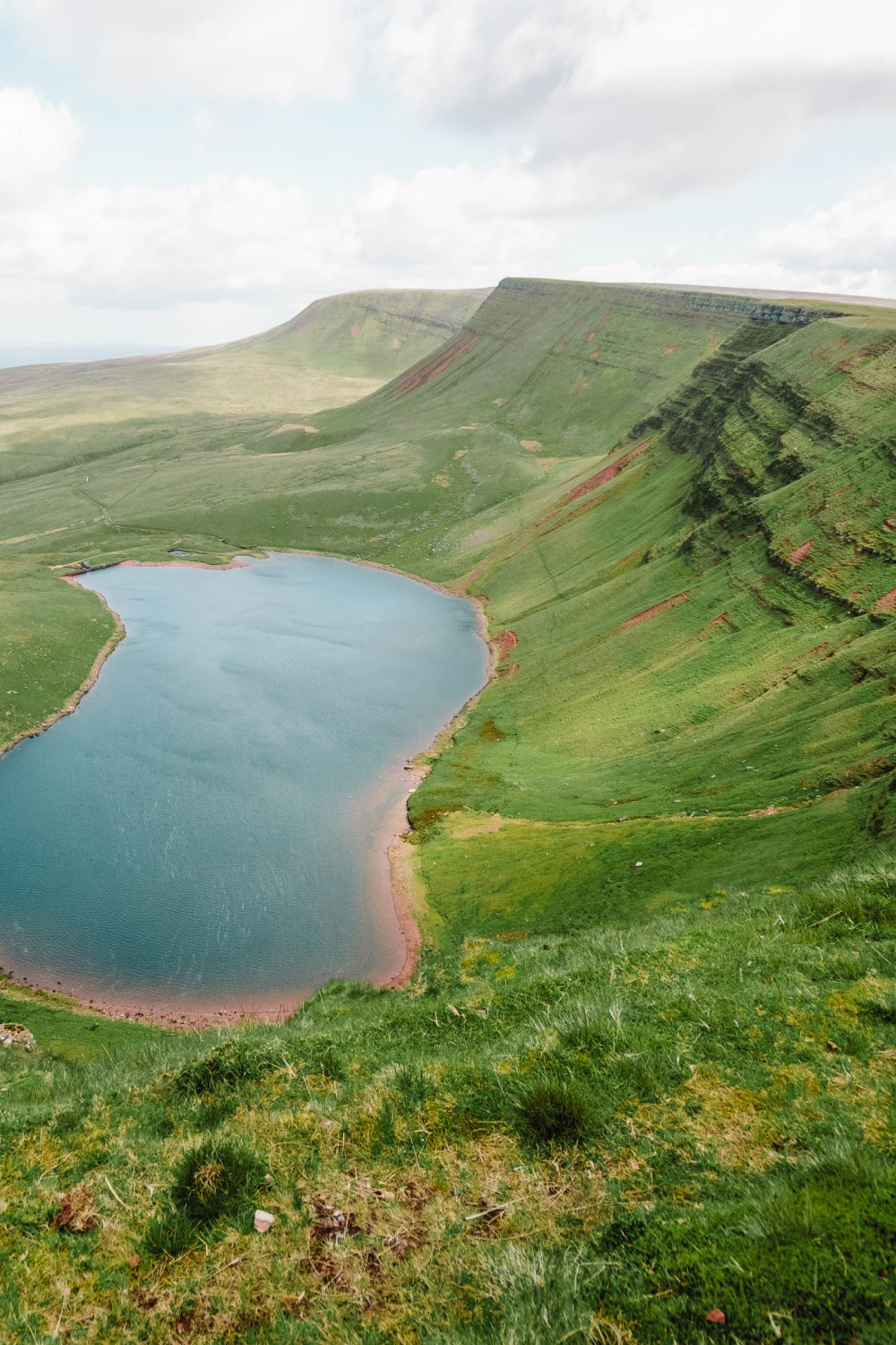 lakes in the Brecon Beacons