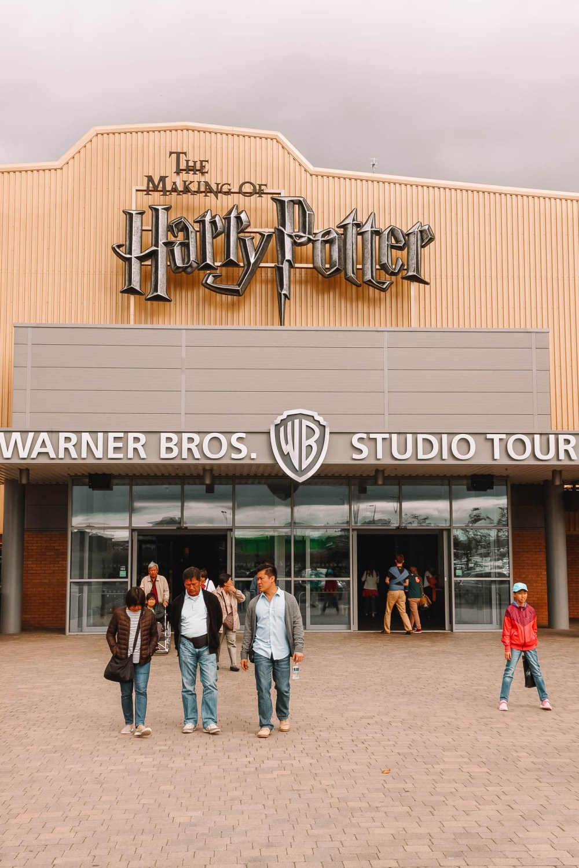 Warner Bros. Studio Tour In London