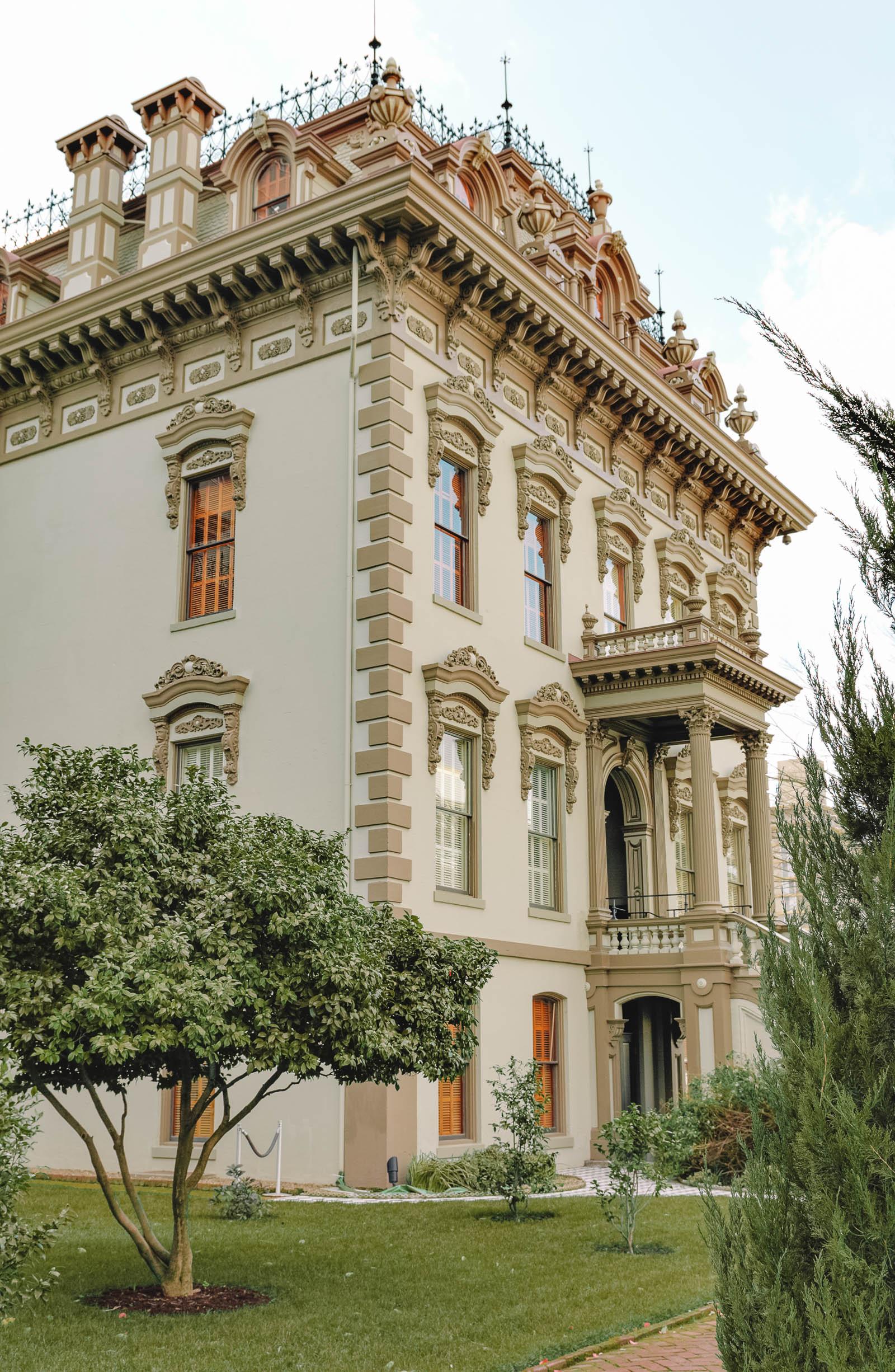 Stanford Mansion in Sacramento