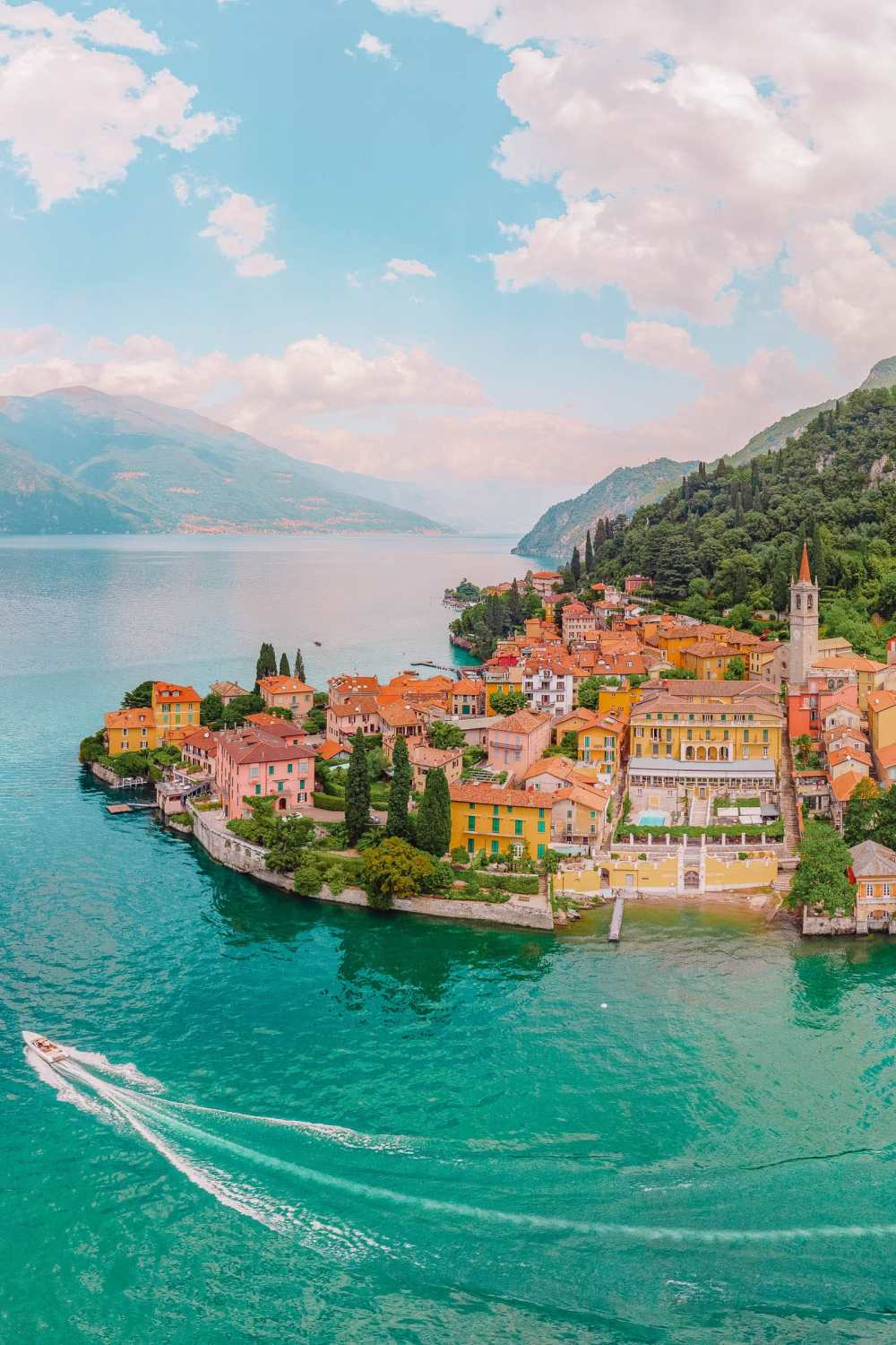 Bellagio Lake Como Views