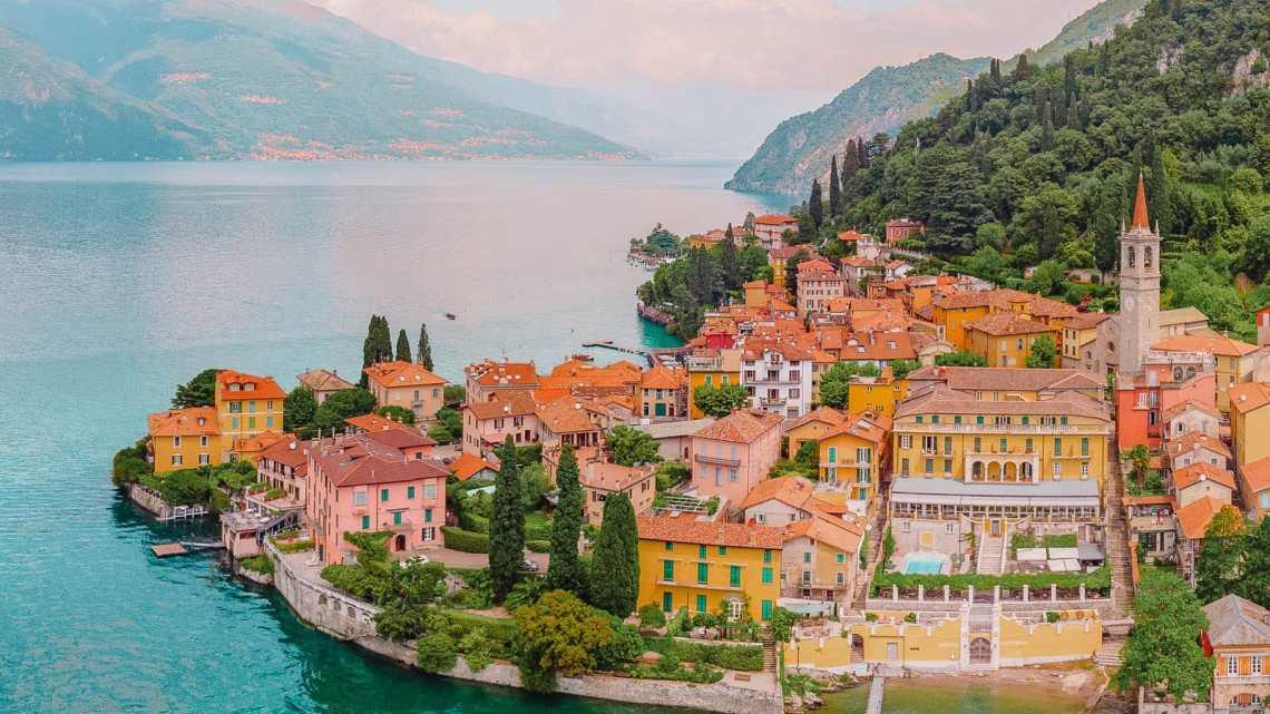 Bellagio Lake Como Views