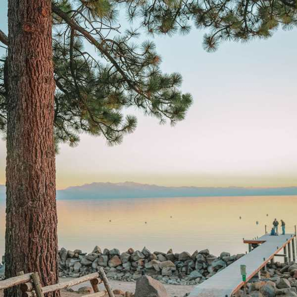 Best Beach In Lake Tahoe