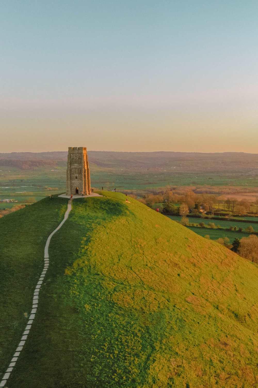 Glastonbury Tor Views