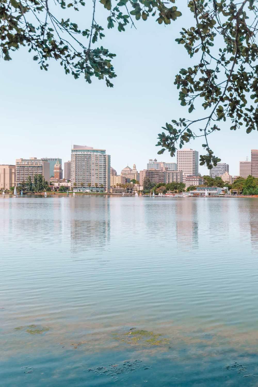 Best Lake In Oakland