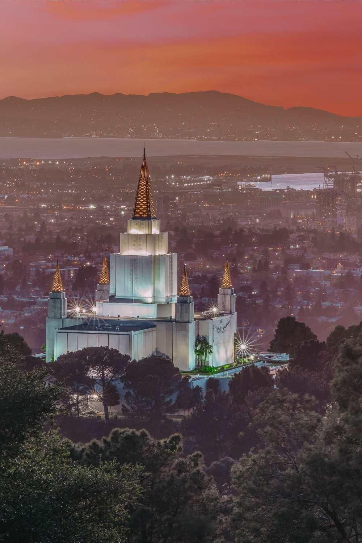 Best Temple In Oakland