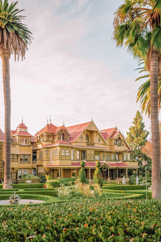 San Jose Winchester Mystery House