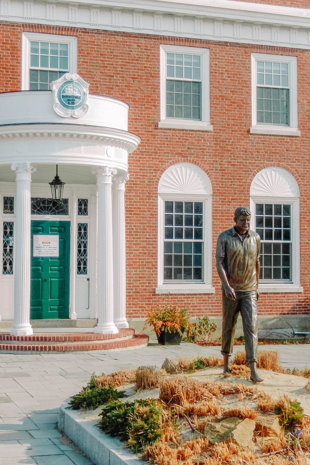 JFK Things To Do In Cape Cod In Massachusetts