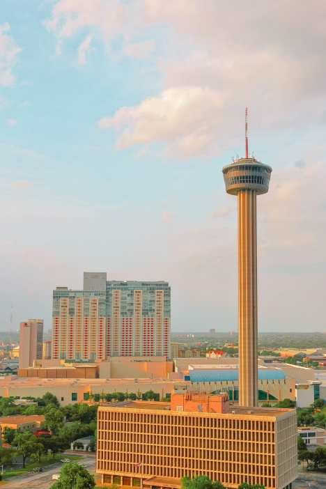 Tower of Americas in San Antonio Texas