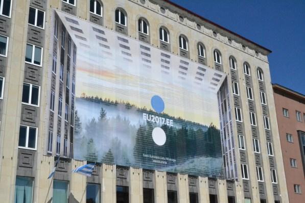 Estland hat 2017 den EU-Ratsvorsitz inne