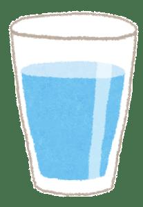 コッップの水