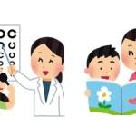 幼児の弱視は治せる!早期発見と治療方法紹介、検査が楽しく出来る絵本「たべたのだあれ?」紹介