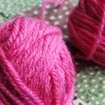 毛糸の写真