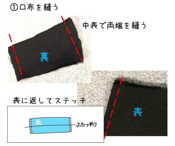 ハンドメイド・布小物・作り方 (3)