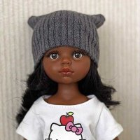 Шапочки для кукол своими руками — МК и идеи
