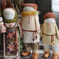Славянские куклы-обереги: обо всех понемногу (часть 2 )