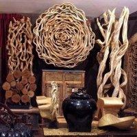 Оригинальный декор для дома из природного материала. Мастерим сами!