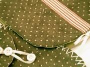 Needle and scissors sett