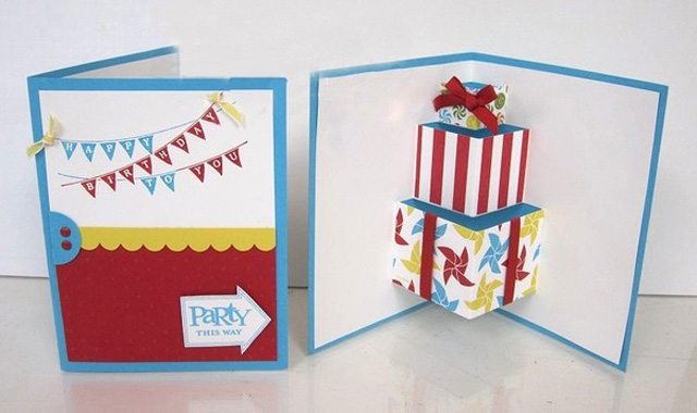 Открытка для дедули на день рождения своими руками