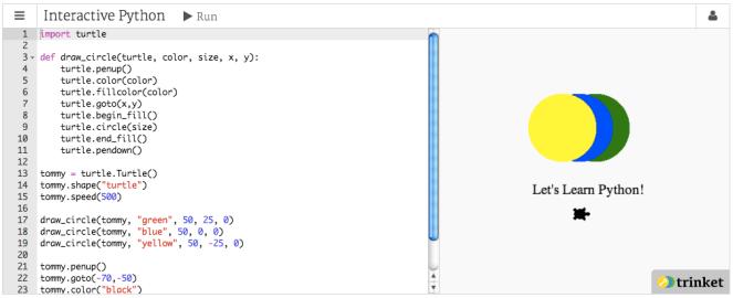 Pythoneditor
