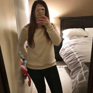 Linden Sweatshirt - Oatmeal