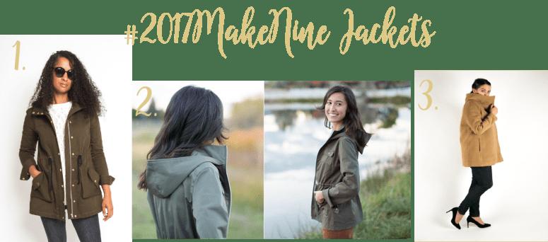 #2017MakeNine Jackets