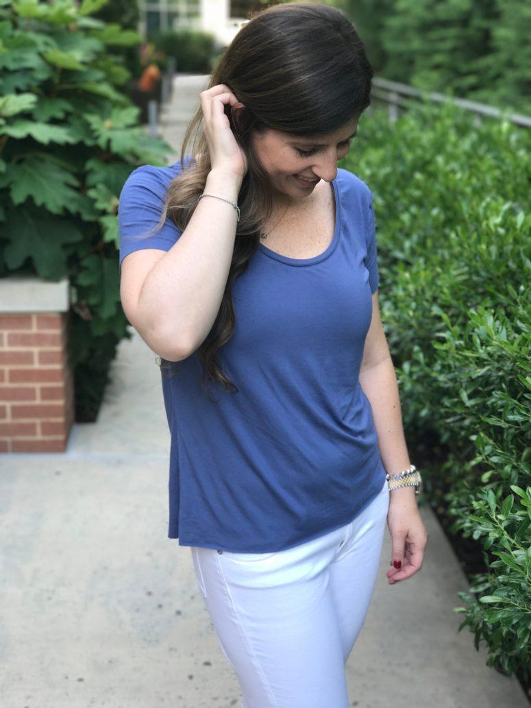 Briar T-Shirt | Handmade by Lara Liz