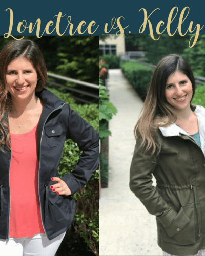 Lonetree Jacket vs Kelly Anorak