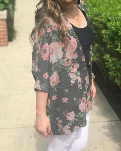 Libra Cardigan | Test Sew