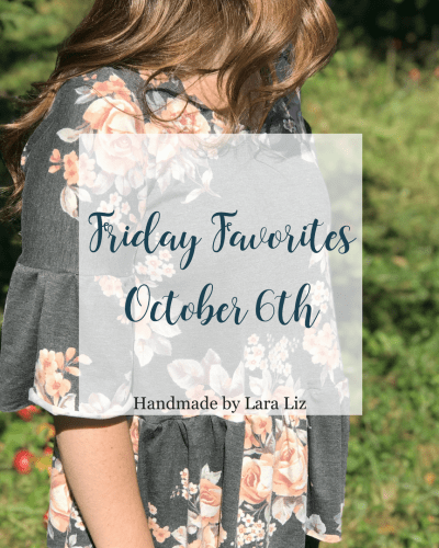 Friday Favorites | October 6th
