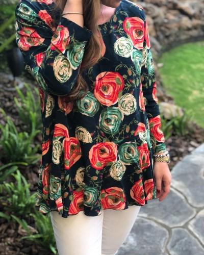 Saiph Tunic   Minerva Crafts Blogger Network