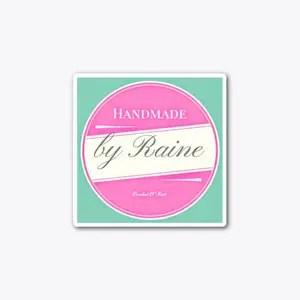HandmadebyRaine sticker