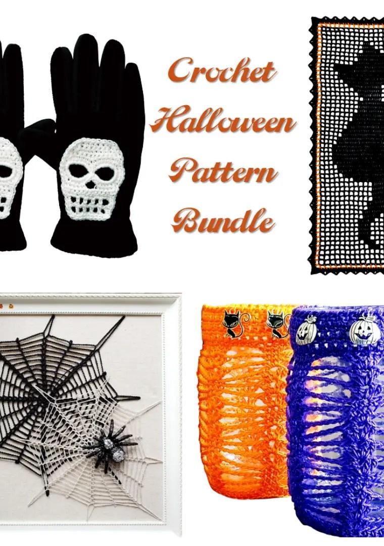 Crochet Halloween Pattern Bundle