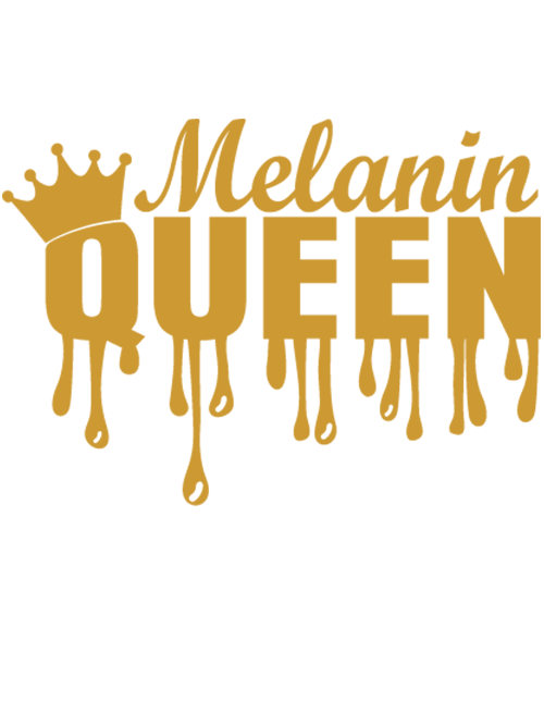 Download Melanin Queen Dripping PNG & SVG - Handmade by Toya