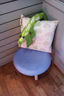 Mushroom table/stool