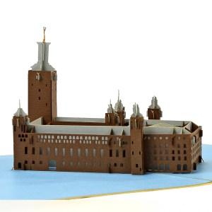 3D model Stockholms stadshus