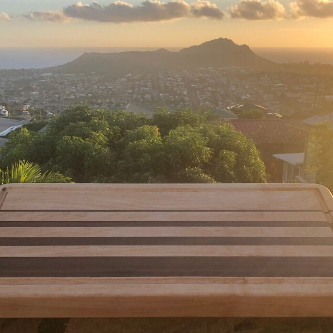 Handmade Hawaiian Cutting Boards