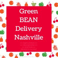 FOOD FIND: Green BEAN Delivery Does Nashville