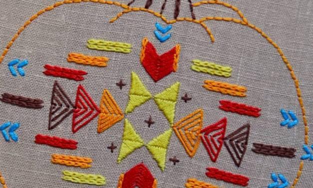 Autumn Embroidery Workshop