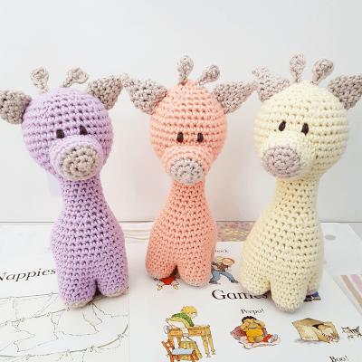 giraffe rattles